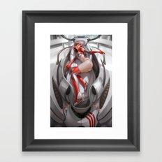 Pepper Robot II Framed Art Print