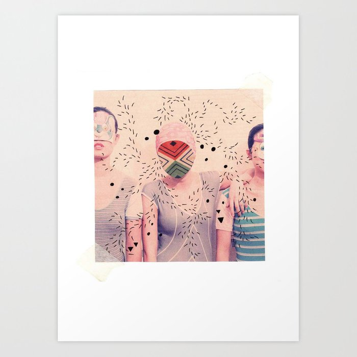 4001 Art Print