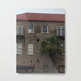 Downtown Charleston Metal Print