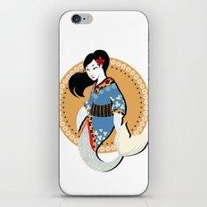 Lil'Geisha iPhone & iPod Skin