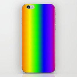 Rainbow Gradient iPhone Skin