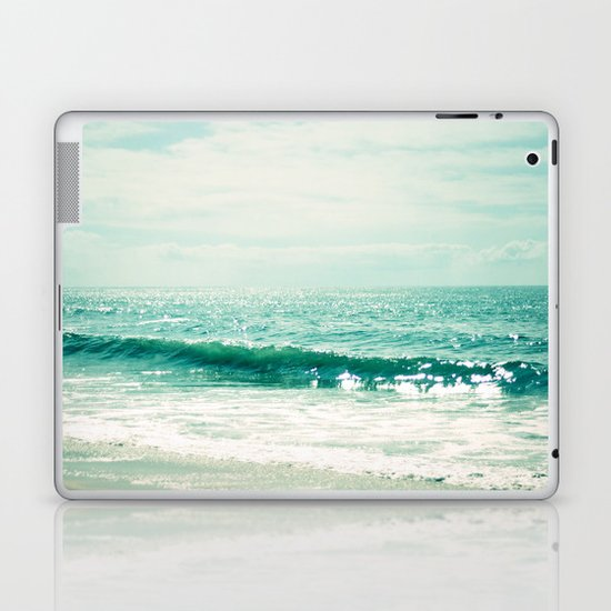 Sea of Tranquility... Laptop & iPad Skin
