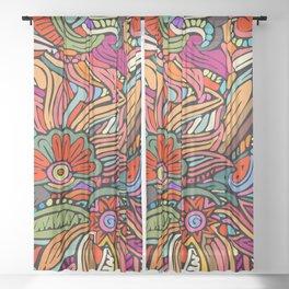 Spring garden Sheer Curtain