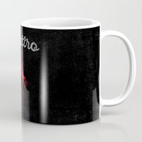 audi Mugs featuring Quattro by Pisthead