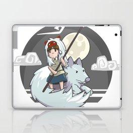 Mononoke (Princess Mononoke) Laptop & iPad Skin