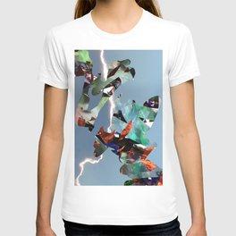 Splash no.6 T-shirt