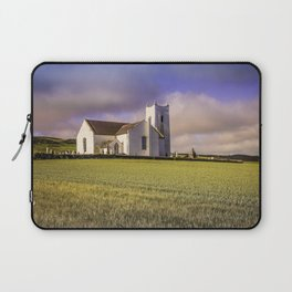 Ballintoy Church Laptop Sleeve