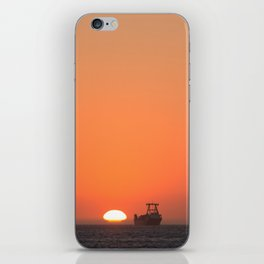 The Shipping Lanes iPhone Skin
