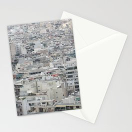 Earth Athens  Stationery Cards