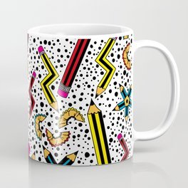 Pencils Print  Coffee Mug