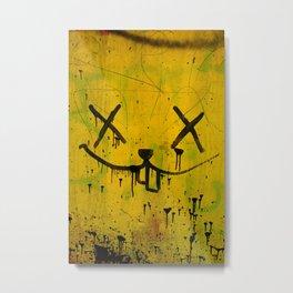 Critter Control Metal Print