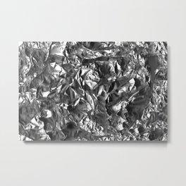 Aluminum Crush Metal Print