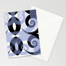 NAKED GEOMETRY no 6 Stationery Cards