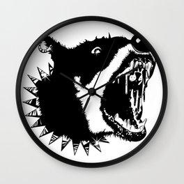 Gypsys Dog Wall Clock