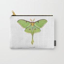 Luna Moth (Actias luna) II Carry-All Pouch