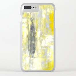 Change of Mind Clear iPhone Case