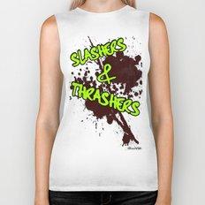 Slashers & Thrashers Biker Tank