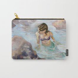 The Lonely Tidal Pool Carry-All Pouch