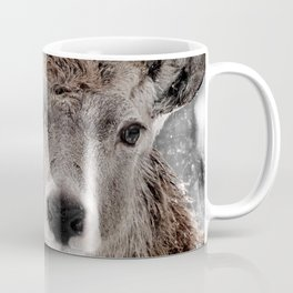 WINTER STAG Coffee Mug