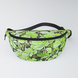 Popped Clover Fanny Pack