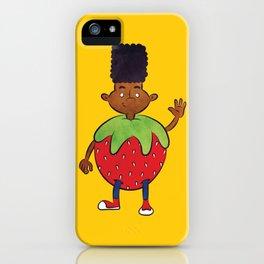 Strawberry Gerald  iPhone Case