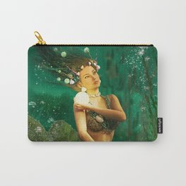 Deep-Sea Pearl Carry-All Pouch