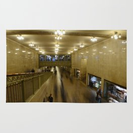 Grand Central Terminal NYC Rug