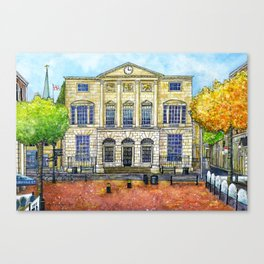 Shire Hall, Chelmsford Canvas Print
