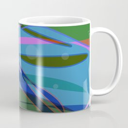 Abstract #355 Coffee Mug