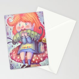 Oh, Alice Stationery Cards