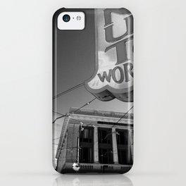Donut World : Inner Sunset, San Francisco iPhone Case