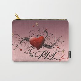Pretty Little Liars fan heart Carry-All Pouch
