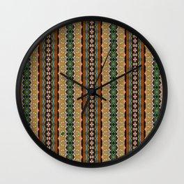 LA Smog 6 Wall Clock