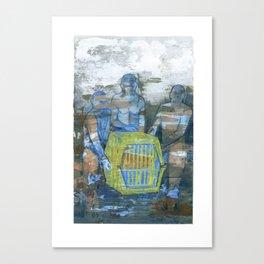 Mammal : Economy  Canvas Print