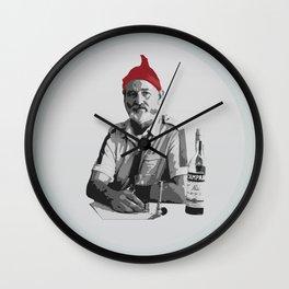 The Life Aquatic Wall Clock