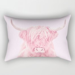 HIGHLAND COW Rectangular Pillow