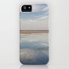Sunset in Estonia iPhone Case
