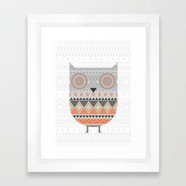 Navajo El Hooto Framed Art Print