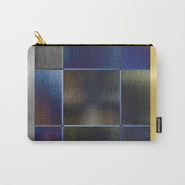 golden&silver Carry-All Pouch