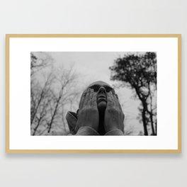 John:9 Framed Art Print