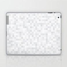 White Cubism Laptop & iPad Skin