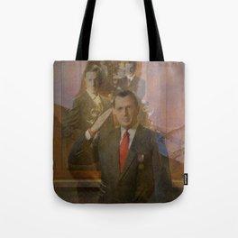 Steven ColBear Tote Bag