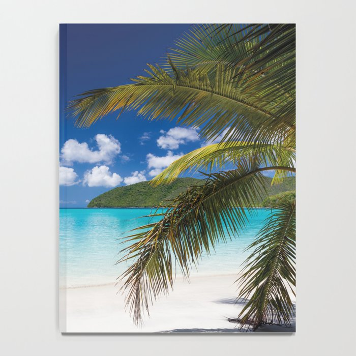 Tropical Shore Notebook