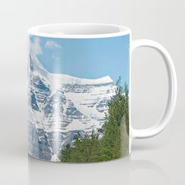 Mount Robson Photography Print Coffee Mug