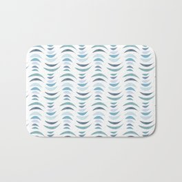 Half moon Bath Mat