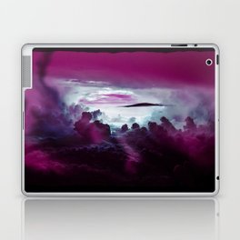 I Want To Believe -Pink Laptop & iPad Skin