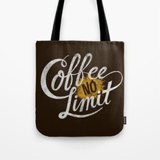 Astronaut Diet, Unlimited Coffee Tote Bag