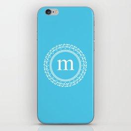All around M iPhone Skin