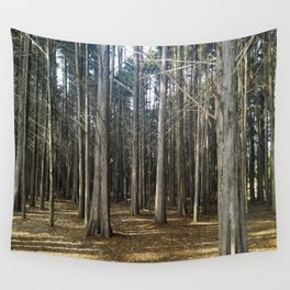 Old Souls Rooted In Beauty Wall Tapestry