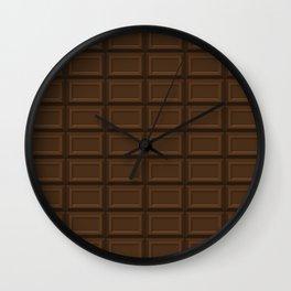 Milk Chocolate Wall Clock